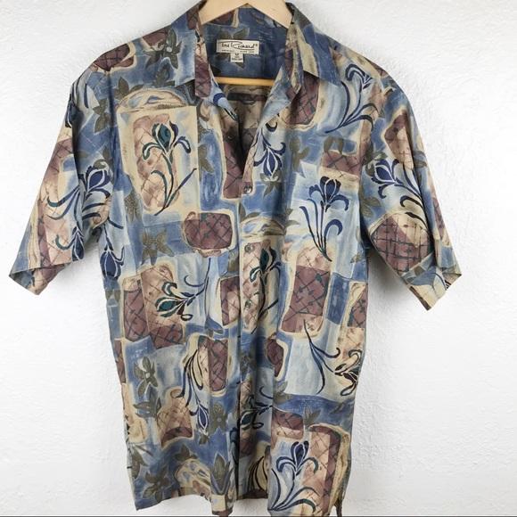 ab9fc46b0 Tori Richard Shirts | S Aloha Hawaii Button Down Medium M023 | Poshmark